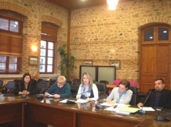 Δύο θέματα ψηφίστηκαν ομόφωνα στη συνεδρίαση της Δημοτικής Κοινότητας Βέροιας, το τρίτο δεν συζητήθηκε