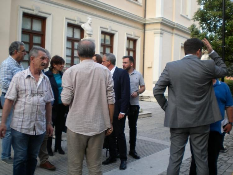 Π. Ρήγας : «Πρέπει να πάμε σε μία προοδευτική συμμαχία και θα κερδίσουμε τις εκλογές»