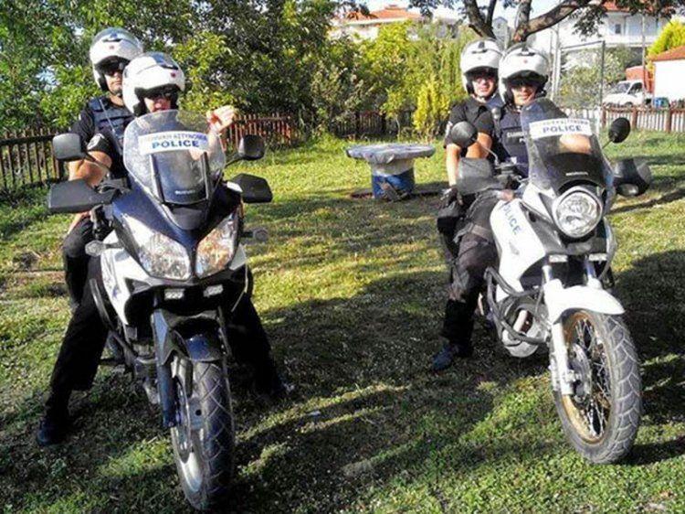 Τα εύσημα για τη Διεύθυνση Αστυνομίας Ημαθίας