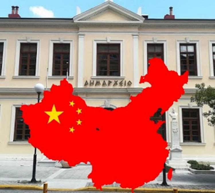 Υπογραφή Συμφώνου Συνεργασίας μεταξύ του Δήμου Βέροιας και του Δήμου Dongcheng της Λαϊκής Δημοκρατίας της Κίνας
