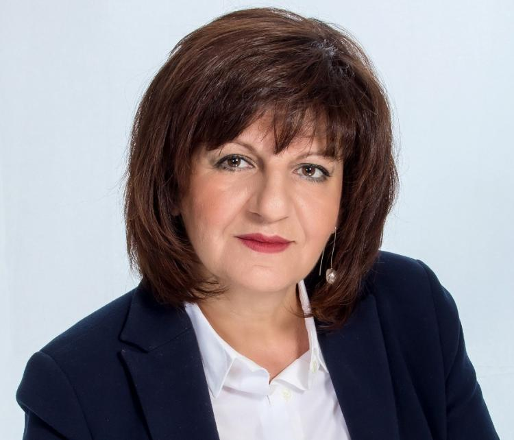 Φρόσω Καρασαρλίδου : Αίτημα για απόσυρση ροδακίνων στον υπουργό Αγροτικής Ανάπτυξης Σταύρο Αραχωβίτη