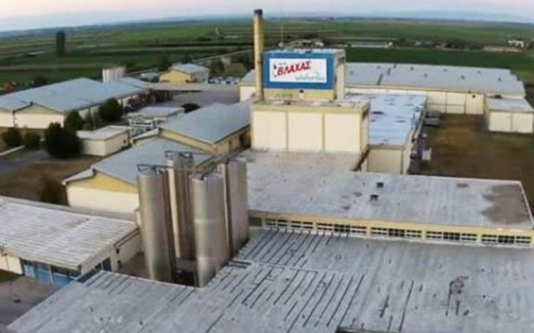Πρωτοβουλία Τζιτζικώστα για το εργοστάσιο του «Γάλα Βλάχας»