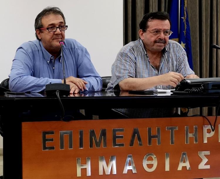 Χρήστος Γιαννακάκης : «Το 60% των ροδακινοπαραγωγών της Ημαθίας είναι συνεταιρισμένοι»
