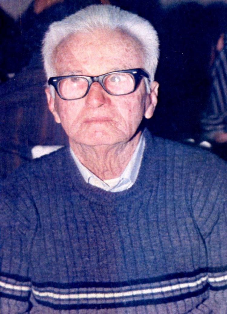 Σε ηλικία 100 ετών έφυγε από τη ζωή ο ΜΑΡΚΟΣ Α. ΣΙΑΡΕΝΟΣ