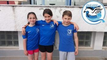 Με μετάλλια και διακρίσεις η προαγωνιστική ομάδα στον «Λευκό Πύργο 2019»