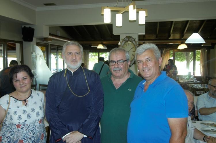Αποχαιρετισμός του Αρχιεπισκόπου Αμερικής κυρίου Ελπιδοφόρου Λαμπρινιάδη