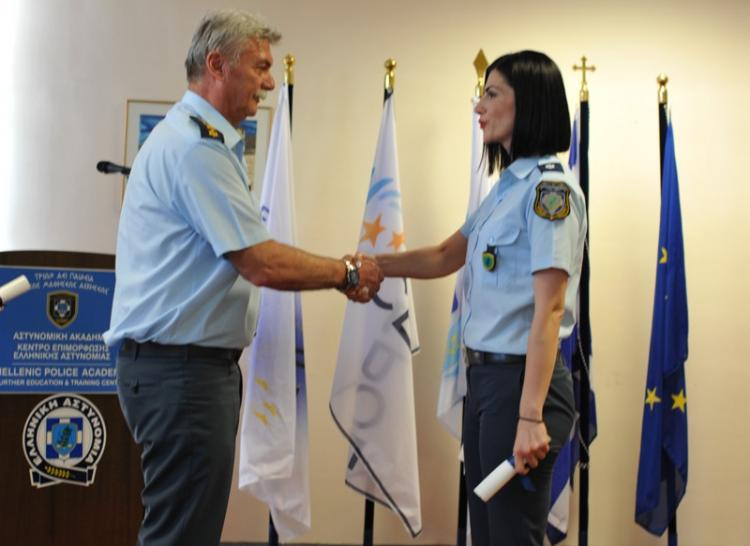 Σειρά εκπαιδεύσεων προσωπικού της Ελληνικής Αστυνομίας σε θέματα ολοκληρωμένης διαχείρισης εξωτερικών συνόρων