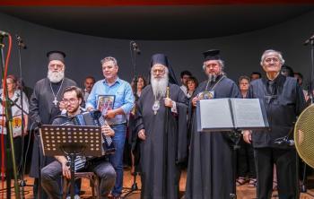 «ἄδοντες καί ψάλλοντες» : Συναυλία Χορωδιών στη Χαλάστρα