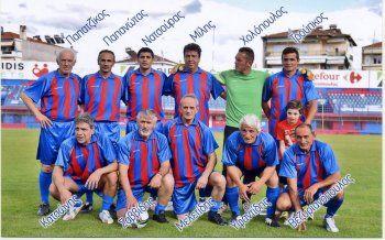 Σήμερα εκλέγουν νέα διοίκηση οι Παλαίμαχοι ποδοσφαιριστές της ΒΕΡΟΙΑΣ