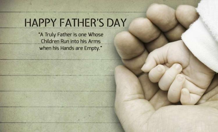 Γιορτή του πατέρα, Κυριακή 16 Ιουνίου 2019 - Γράφει ο Νικόλαος Τσιαμούρας
