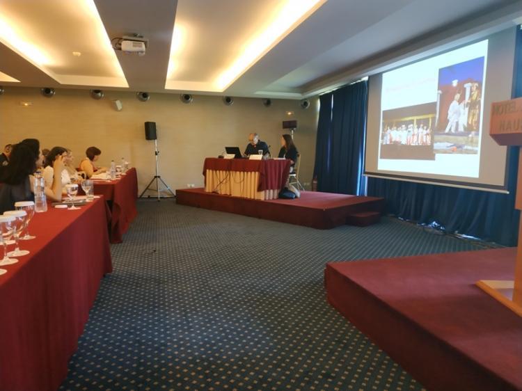 Σε δραστηριότητα του Ι.Κ.Υ. στο Ναύπλιο παρουσίασε το έργο του το Δημοτικό Σχολείο Κουλούρας