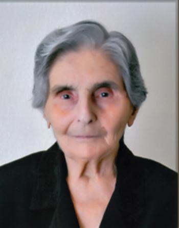 Σε ηλικία 95 ετών έφυγε από τη ζωή η ΣΟΦΙΑ ΙΩΑΝ. ΣΠΥΡΙΔΩΝΙΔΟΥ