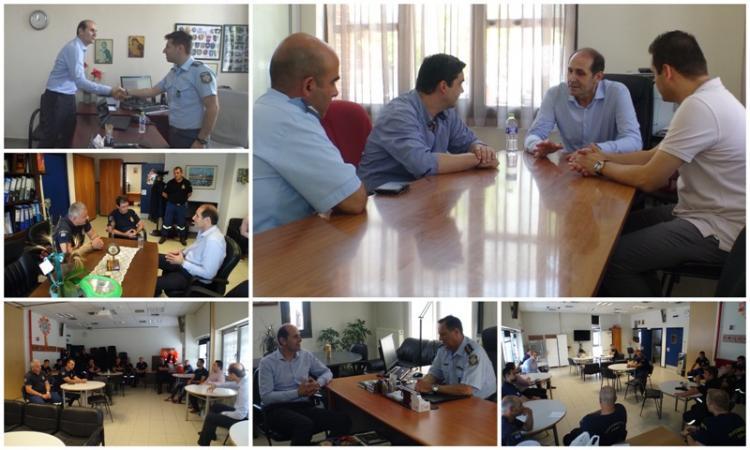 Απ. Βεσυρόπουλος : «Η Νέα Δημοκρατία έρχεται για να αποκαταστήσει το αίσθημα ασφάλειας του πολίτη»
