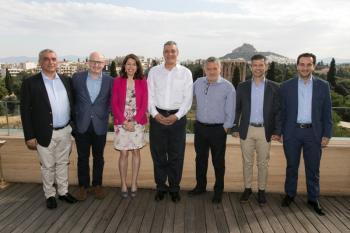 Έντονη δραστηριοποίηση της Ε.Ε.Κ. στο πλαίσιο της ετήσιας Γ.Σ. του European Coffee Federation που πραγματοποιήθηκε στην Αθήνα