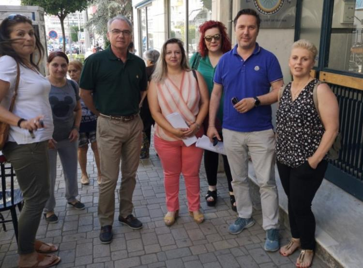 Αντιδράσεις και για τη νέα απόφαση ανακατονομής των μαθητών στα γυμνάσια της Νάουσας, από τη Διεύθυνση Β/θμιας Εκπαίδευσης Ημαθίας