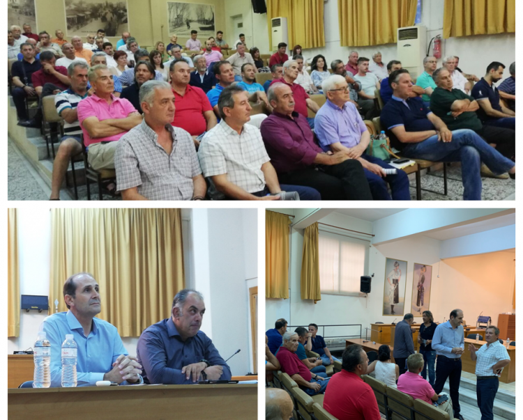 Απ. Βεσυρόπουλος : «Μαζί με τους παραγωγούς των λαϊκών αγορών και τον κόσμο της εργασίας, διαμορφώνουμε το πλαίσιο της επόμενης μέρας»