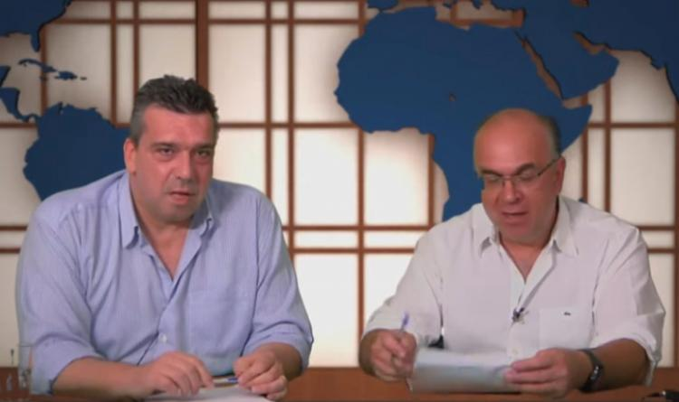 Π.Παλπάνας, πρόεδρος ΝΟΔΕ ΝΔ Ημαθίας, σε  www.imerisia-ver.gr : «Ο Μητσοτάκης