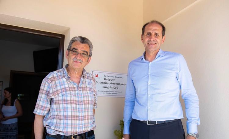 Απ. Βεσυρόπουλος : «Θα δώσουμε ξανά αξία στην ακίνητη περιουσία των πολιτών»
