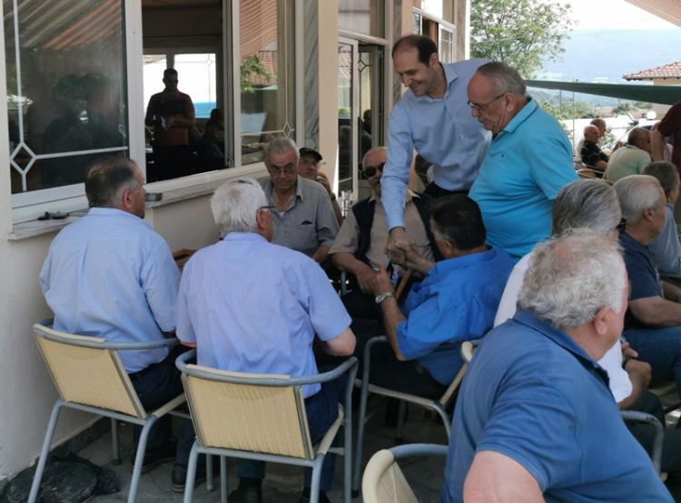 Απ. Βεσυρόπουλος : «Η εικόνα κατάρρευσης της ΔΕΗ έχει την υπογραφή του κ. Τσίπρα»