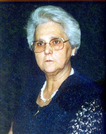 Σε ηλικία 89 ετών έφυγε από τη ζωή η ΜΑΡΙΑ ΔΗΜ. ΓΚΑΣΝΑΚΗ (ΡΙΡΗ)