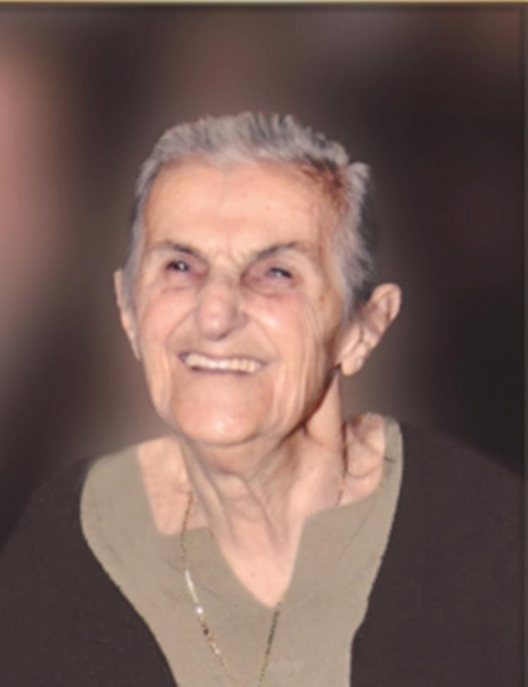 Σε ηλικία 95 ετών έφυγε από τη ζωή η ΕΛΠΙΔΑ ΧΑΡ. ΓΑΒΡΙΗΛΙΔΟΥ