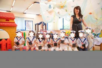 Πραγματοποιήθηκε η καλοκαιρινή γιορτή του Παιδικού Σταθμού Μαρίνας