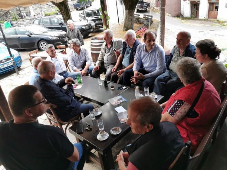 Απ. Βεσυρόπουλος : «Νέο κοινωνικό συμβόλαιο ανάμεσα σε κράτος, επιχειρήσεις και εργαζομένους»