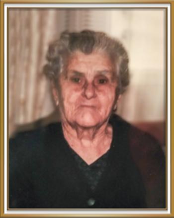 Σε ηλικία 95 ετών έφυγε από τη ζωή η ΕΥΑΓΓΕΛΙΑ ΜΕΡΚ. ΝΤΗΛΗΓΙΑΝΝΗ