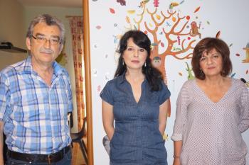 «Πρωτοβουλία για το Παιδί» και ΣΟΦΨΥ Ημαθίας : Δύο σημαντικές κοινωνικές δομές επισκέφθηκε η Φρόσω Καρασαρλίδου
