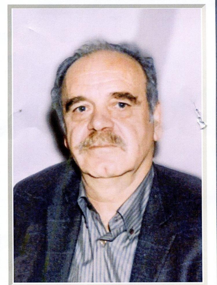 Σε ηλικία 68 ετών έφυγε από τη ζωή ο ΙΩΑΝΝΗΣ ΑΛΑΦΟΓΙΑΝΝΗΣ ΤΣΙΑΜΗΤΡΟΣ