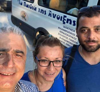 Λάζαρος Τσαβδαρίδης : «Τα παιδιά της Άνοιξης μας δείχνουν το καλοκαίρι της ψυχής τους»