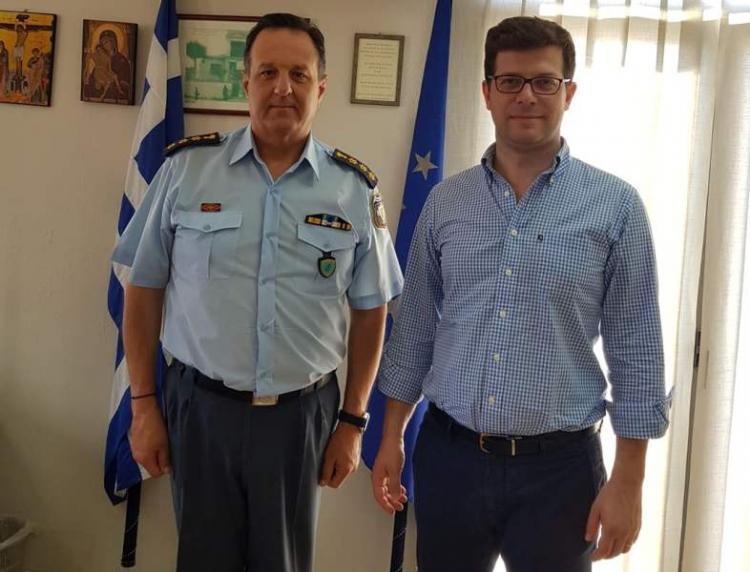 Ά. Τόλκας : «Υψηλή ετοιμότητα και ακλόνητο φρόνημα, εγγυητές της ασφάλειάς μας»