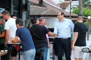 Απ. Βεσυρόπουλος : «Η κυβέρνηση της Νέας Δημοκρατίας θα στηρίξει τους νέους ανθρώπους»