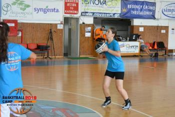 Με απόλυτη επιτυχία ολοκληρώθηκε το 5ο Veria Basketball Camp 2019