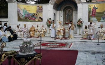Ο πρωτοκορυφαίος και ο πρωτόκλητος Απόστολος ευλόγησαν την Ημαθία!
