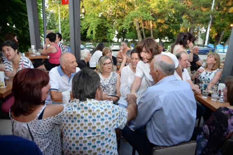 Φρόσω Καρασαρλίδου : «Δεν σταμάτησα στιγμή να φέρνω σε κεντρικό πολιτικό σημείο τα αιτήματα των πολιτών της Ημαθίας»