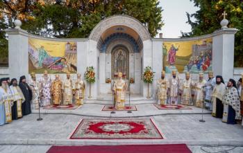 Ολοκληρώθηκαν τα ΚE΄ Παύλεια με Διορθόδοξο Εσπερινό στο «Βήμα του Αποστόλου Παύλου» στη Βέροια