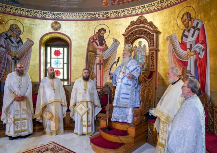 Εορτάστηκε η Σύναξη των Δώδεκα Αποστόλων στη Βέροια
