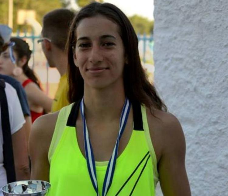 O στίβος της Βέροιας στο πανελλήνιο πρωτάθλημα νέων στη Λάρισα
