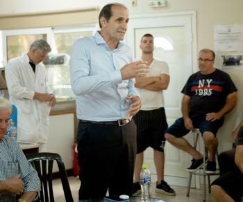 Απ. Βεσυρόπουλος : «Η στήριξη της βοοτροφίας αποτελεί προτεραιότητα για την κυβέρνηση της Νέας Δημοκρατίας»