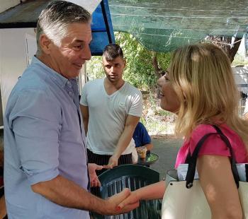 Στήριξη στα αιτήματα των Βοοτρόφων και του Βιομηχανικού Σφαγείου Ημαθίας από την υποψήφια βουλευτή της ΝΔ στην Ημαθία, Ν.Καρατζιούλα