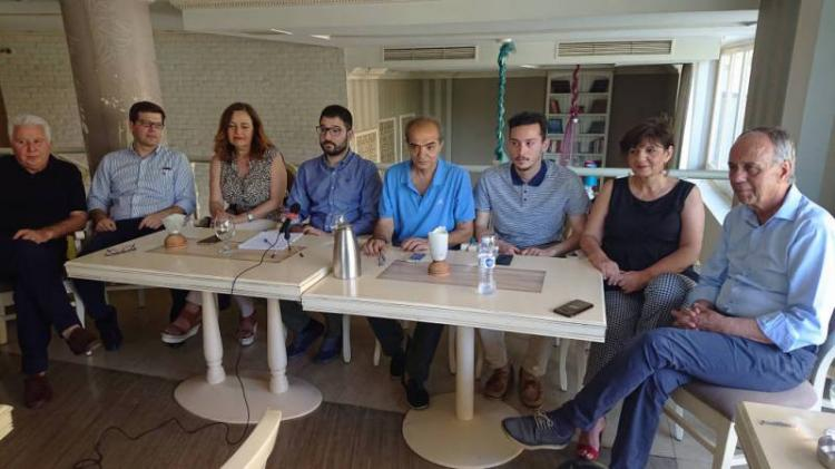 Ν. Ηλιόπουλος : «Ο Έλληνας πολίτης με την ψήφο του καλείται να επιλέξει ποιά πορεία θα πάρει η χώρα, προοδευτική ή νεοσυντηρητική»