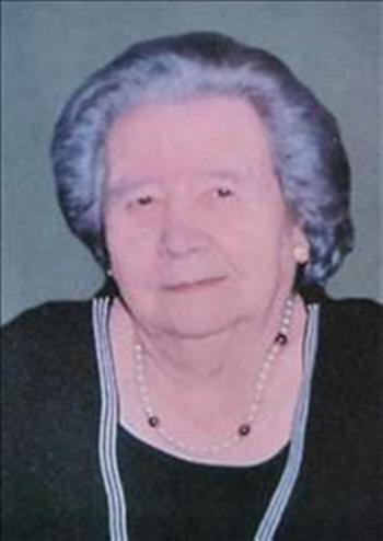 Σε ηλικία 91 ετών έφυγε από τη ζωή η ΑΙΚΑΤΕΡΙΝΗ Σ. ΜΠΑΜΠΑΤΣΗ