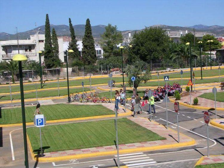 Πρόταση για τη δημιουργία Πάρκου Κυκλοφοριακής Αγωγής στη Βέροια από τη Δ/νση Α/θμιας Εκπαίδευσης Ημαθίας