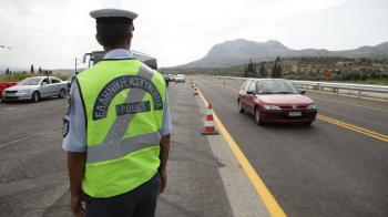 Αυξημένα μέτρα οδικής ασφάλειας σε όλη την επικράτεια κατά τις Βουλευτικές εκλογές