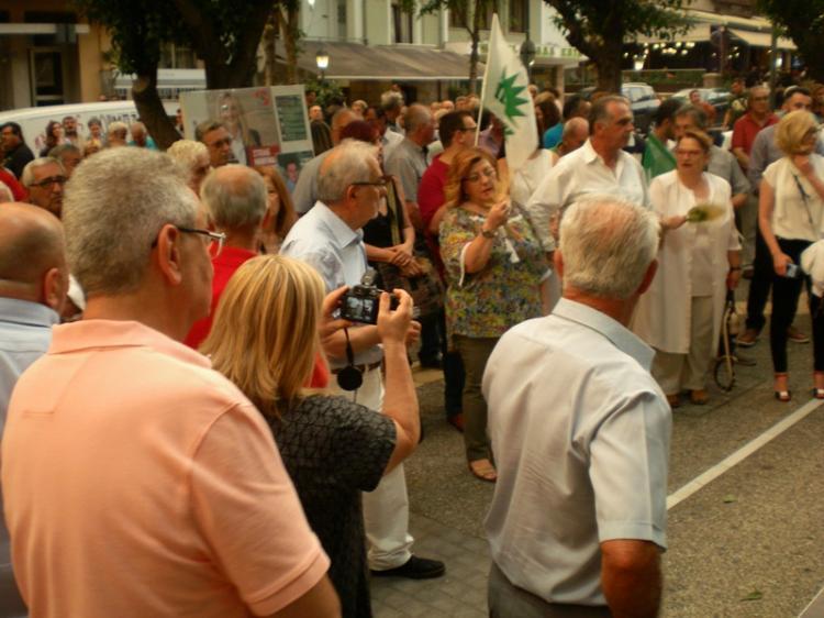 Π. Χρηστίδης : «Ως συνεχιστές των αξιών του ΠΑΣΟΚ, έχει έρθει η ώρα να γίνουμε ο ρυθμιστής των εξελίξεων»