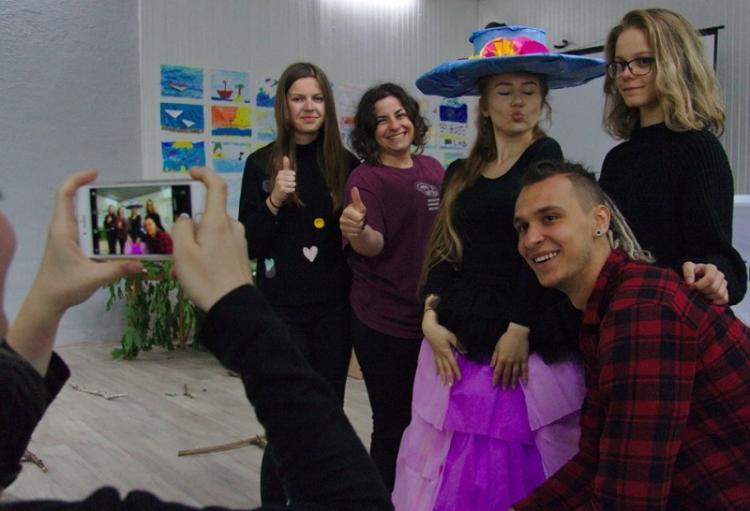 Πρόγραμμα Erasmus+ από την Κίνηση Πολιτών Κυριώτισσας