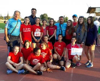Πανελλήνιο πρωτάθλημα παίδων - κορασίδων στα Τρίκαλα
