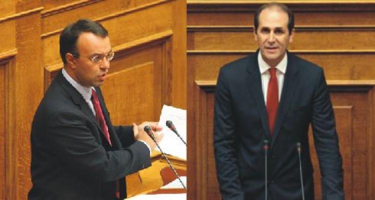 Υφυπουργός Οικονομικών της κυβέρνησης Μητσοτάκη αναλαμβάνει ο Απόστολος Βεσυρόπουλος