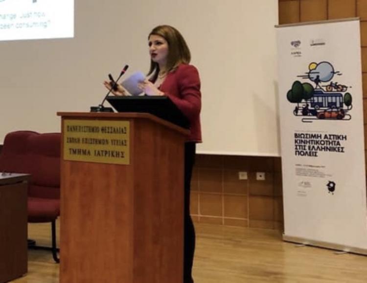 Νέα Γενική Γραμματέας στο Δήμο Νάουσας αναλαμβάνει η Βίκυ Εξαδακτύλου